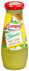 Compal Classico napój portugalski o smaku ananasa 200 ml