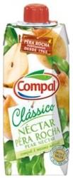 Compal Clássico nektar portugalski o smaku gruszki ( Rocha - odmiana portugalska) 330 ml