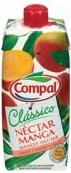 Compal Clássico nektar portugalski o smaku mango 330 ml