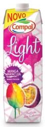 Compal light  napój portugalski o smaku mango+marakuja 1 litr