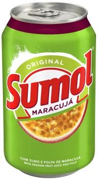 SUMOL MARAKUJA