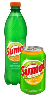 SUMOL POMARAŃCZA