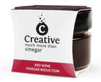 Redukcja octu z czerwonego wina  Creative